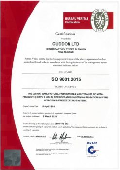 ISO-9001: 2015