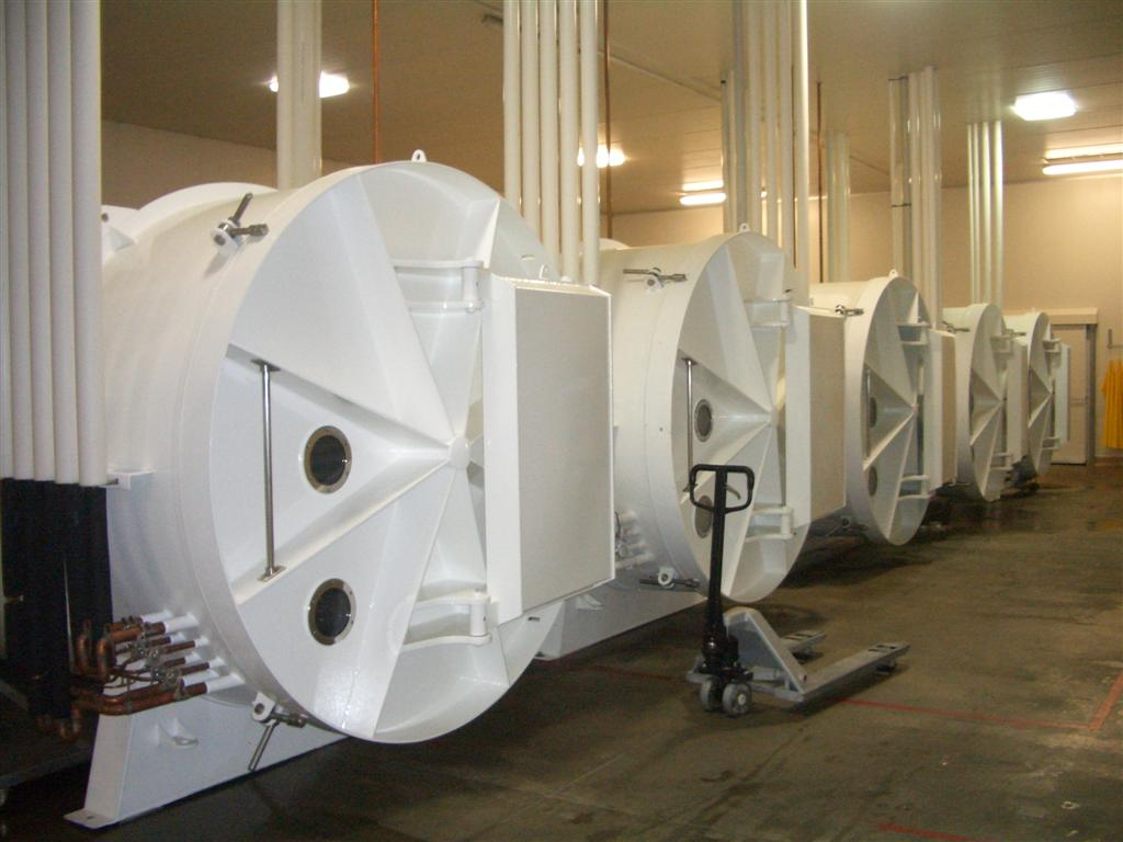 Freeze Drying Machines Cuddon Freeze Dry New Zealand